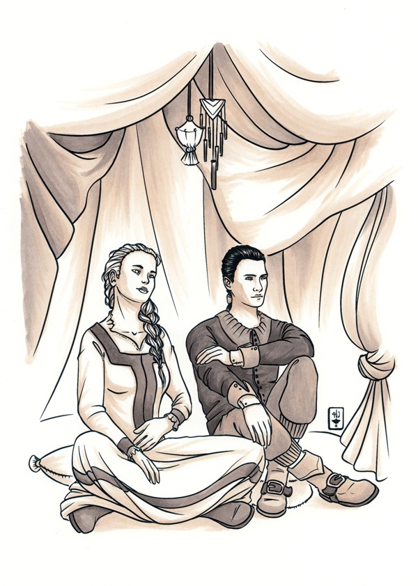 Freya & Mikael
