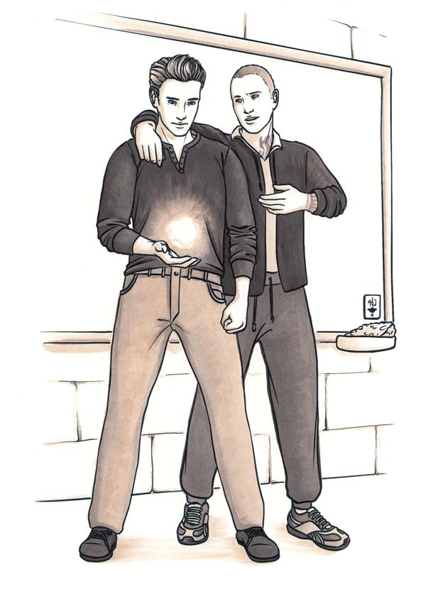 Silas & Ivan