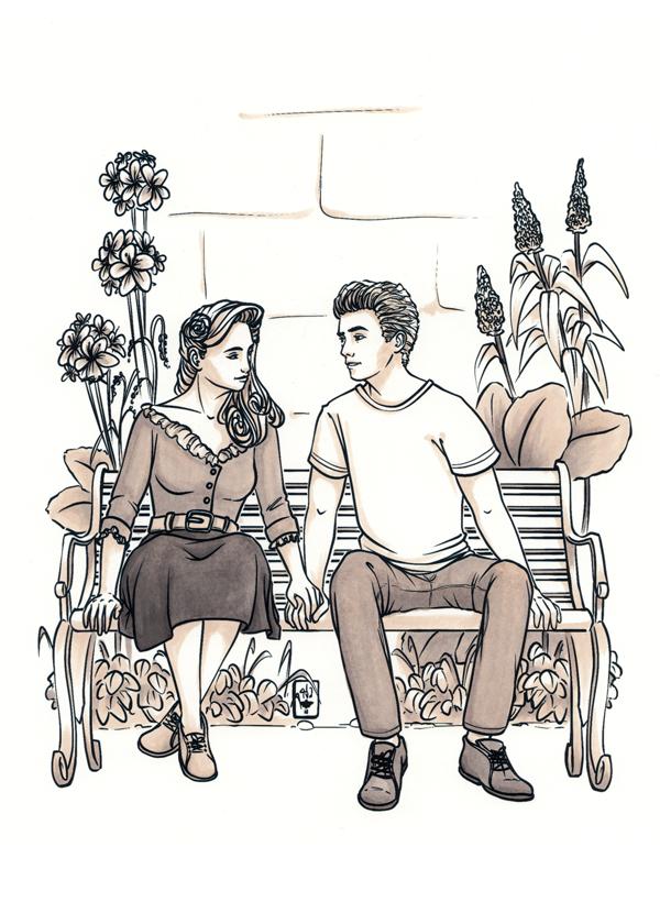 Emma & Willem